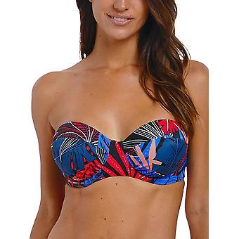 Monte Cristi Strapless Bikini Top