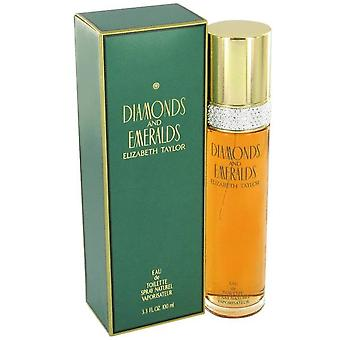 Elizabeth Taylor Diamonds & Emeralds Eau De Toilette For Her