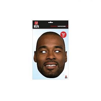 Máscara de NFL Calvin Johnson