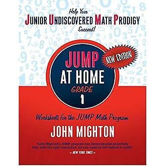 SPRINGEN zu Hause Klasse 1: Arbeitsblätter für das Sprung-Math-Programm