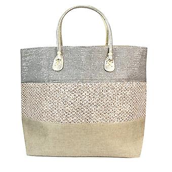 Sac de plage lunar Chesca Multi Stripe