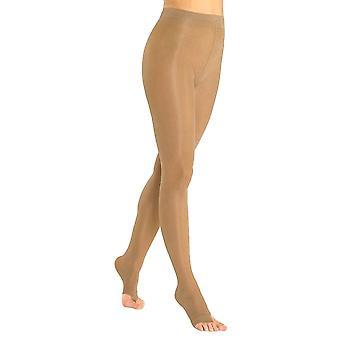 Solidea Venere 70 Ouvert Collant de soutien d'orteil [Style 48070] Camel (Sandy Beige) XXL