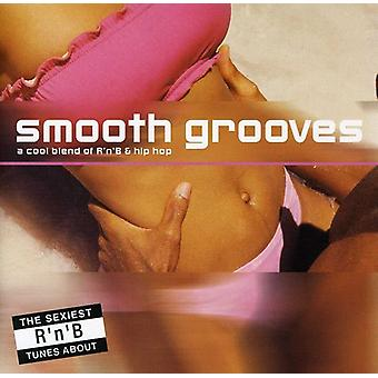 Smooth Grooves: A Cool Blend of R'N'B - Smooth Grooves: A Cool Blend of R'N'B [CD] USA import