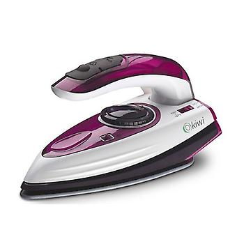 Kiwi Travel Steam-torrt järn KSI-6316 90 ml 1200W violett vit