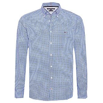 Tommy Hilfiger Men's Tommy Hilfiger Mens Gingham Check Cotton Shirt