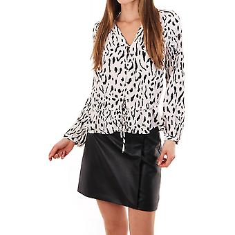 Rails Marti Cheetah Spotted Ls Shirt