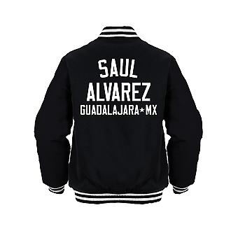 Saul Alvarez Boxing Legend Jacket