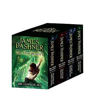 The 13th Reality Boxed Set - The Journal of Curious Letters/The Hunt f
