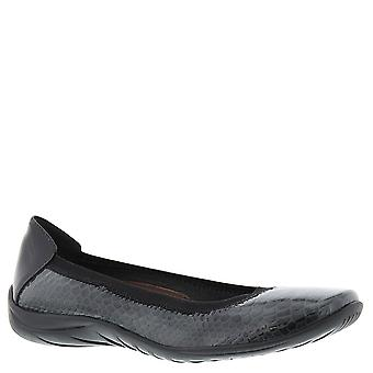Walking Cradles Womens Alias Square Toe Ballet Flats