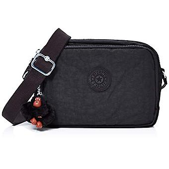 Kipling Silen - Black Women's Shoulder Bags (True Black) 15x24x45 cm (W x H x L)