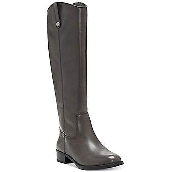 INC International Concepts I.N.C. Fawne Riding Boots Grey Size 5.5M