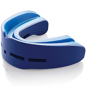 Shock Doctor Nano Double Mouthguard - Adult - Blue