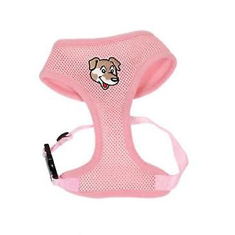 Doggy Things Harness Ropa Pink (Dogs , Collars, Leads and Harnesses , Harnesses)