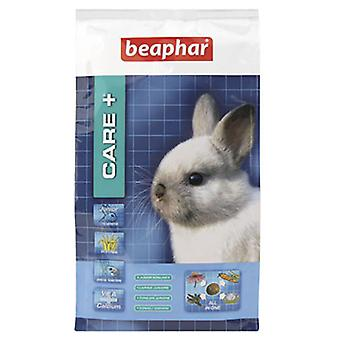 Beaphar CARE+ Extruded Junior Rabbit Food (Small pets , Dry Food and Mixtures)