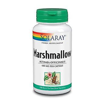 Solaray Marshmallow Root 480mg Capsules 100 (96418)