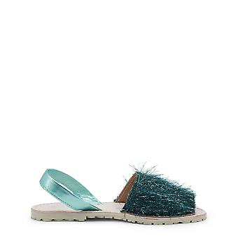 Ana Lublin Original Women Spring/Summer Sandals - Green Color 30900