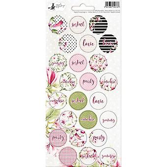 Piatek13 - Sticker sheet Party Hello Beautiful 02 P13-315X 10.5x23 cm
