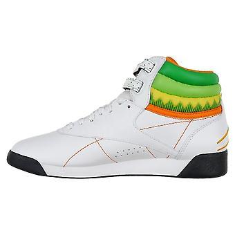 Reebok Freestyle High Sushi J86673 universal all year women shoes