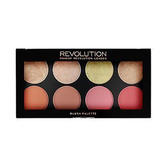 Meikki Revolution Blush Palette-Blush jumalatar
