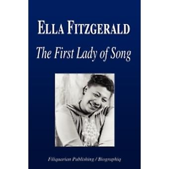 Ella Fitzgerald  The First Lady of Song Biography by Biographiq