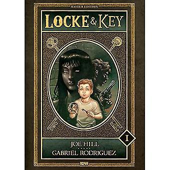 Locke & sleutel Master Edition Volume 1 (Locke & sleutel Master Edition Hc)