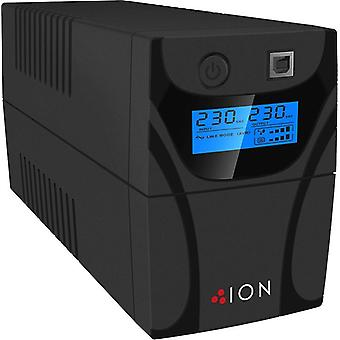 ION 1200VA Line Interactive Tower UPS