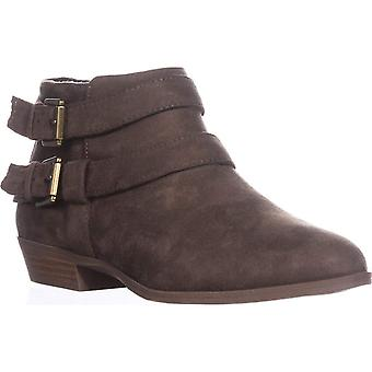 Style & Co. Womens deenah Leather Closed Toe Ankle Fashion Boots