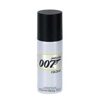 James Bond 007 Cologne Deo Spray 150ml