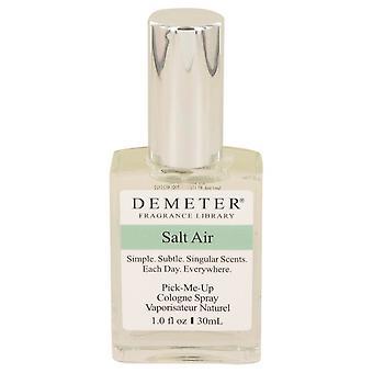 Demeter by Demeter Salt Air Köln Spray 1 oz / 30 ml (Naiset)