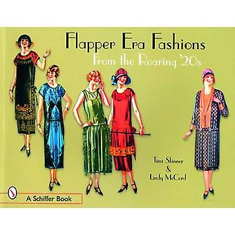 Flapper-Ära Mode aus den Roaring 20er von Tina Skinner - Lindy Mc