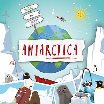 Antarctica by Shalini Vallepur