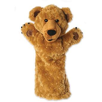 The Puppet Company Long Sleeved Glove Puppet Bear