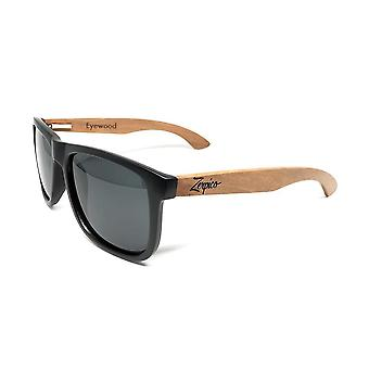 Eyewood Sunglasses Wayfarer - Pitch Black