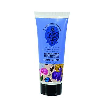 La Florentina Iris Hand Cream Natural Tuscan Moisturising 75 ml
