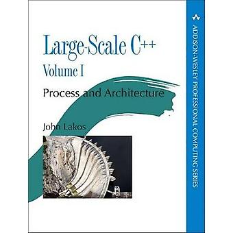 Large-Scale C++ Volume I - Process and Architecture by John S. Lakos -