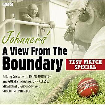 Johnners A View From The Boundary  Test by Johnston & Barry