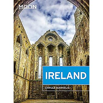 Moon Ireland (Third Edition) - Castles - Cliffs - and Lively Local Spo