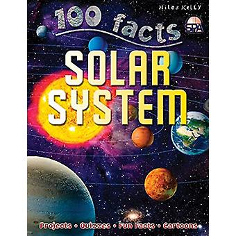 100 fakta solsystemet av Ian Graham - 9781782096467 bok