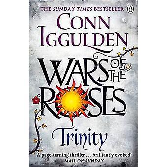 Ruusujen - Trinity yht Iggulden - 9780718196394 kirja