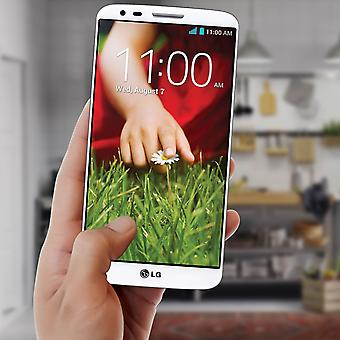Original LG LCD Display Touch Screen for LG G2 - White