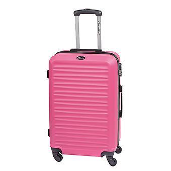 Controleren. IN Paradise Havana Dames trolley L, 4 wielen, 77 cm, 96 L, Roze