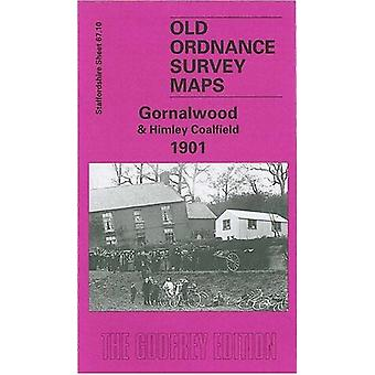 Gornalwood and Himley Coalfield 1901 - Staffordshire Sheet 67.10 by An