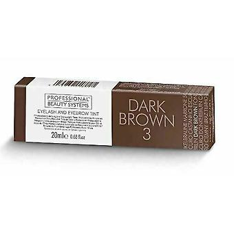 Professional beauty systems Professional Beauty Systems Eyelash And Eyebrow Tint - Dark Brown
