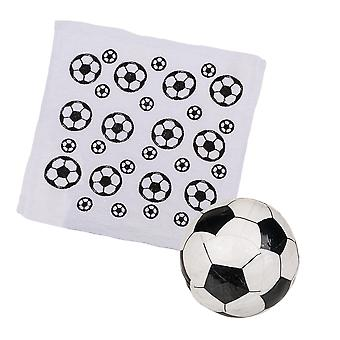 Voetbal Magic Flannel - Cracker Filler Gift