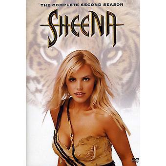 Sheena - Sheena: Season 2 [DVD] USA import