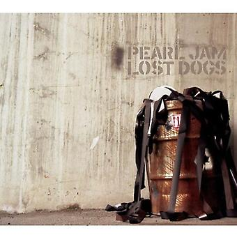 Pearl Jam - Lost Dogs [CD] USA import