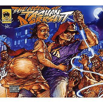 Kool Keith - Legend of Tashan Dorrsett [CD] USA import
