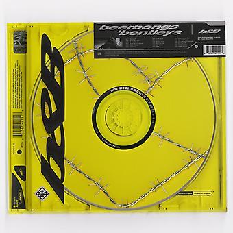 Post Malone - Beerbongs & Bentleys [CD] USA import