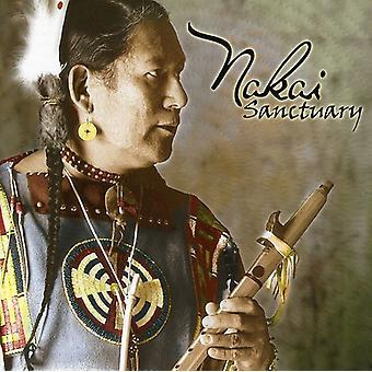 R. Carlos Nakai - Sanctuary [CD] USA import