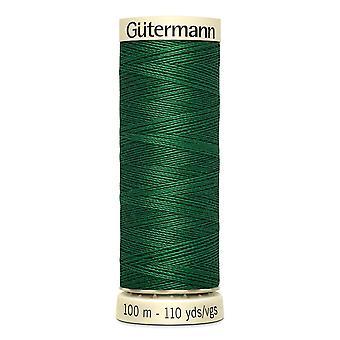 Gutermann Nähen alle 100 % Polyesterfaden 100m Hand- und Maschinenfarbcode - 237